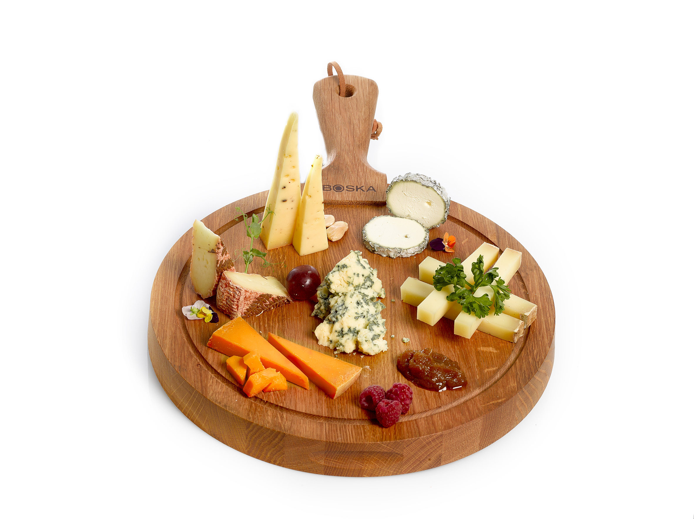 TABLA 5 QUESOS  //   SELECTION 5 CHEESES